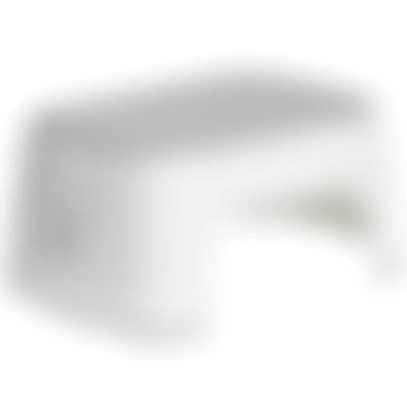 BabyBjorn Step Stool - White/Grey