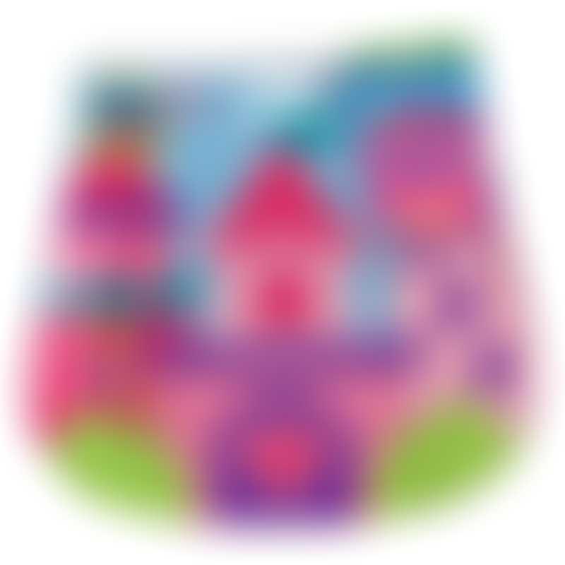 Stephen Joseph 48 Count Puzzle - Princess/Castle