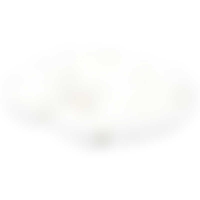 Nobodinoz Sunrise Nursing Pillow - Aqua Eclipse / White