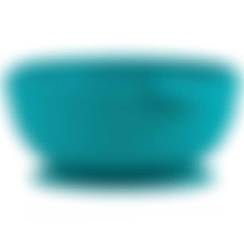 Nuby Sure Grip Suction Bowl - Aqua