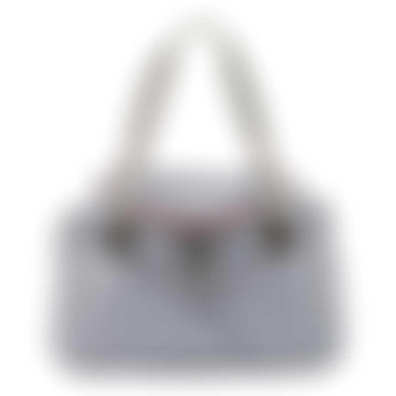 Beaba Sydney II Changing Bag - Play Print, Grey / Coral