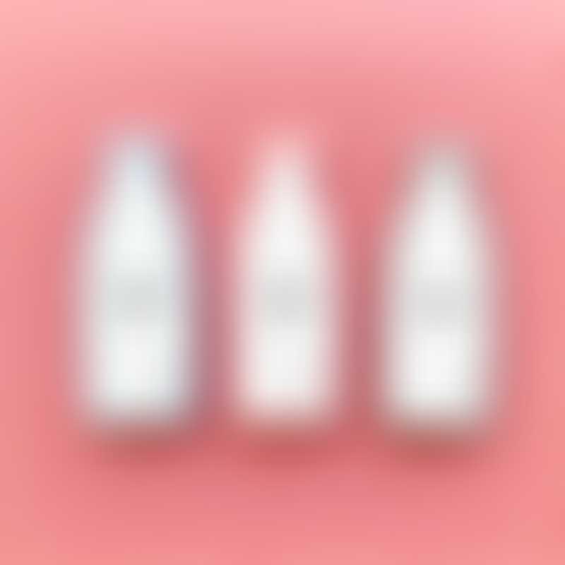 Little Caleb Teething Toy - Milk Bottle - Blue, 1-Piece