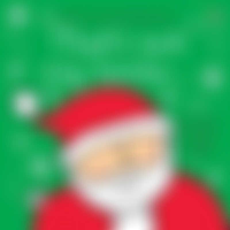 Books That's Not My Santa