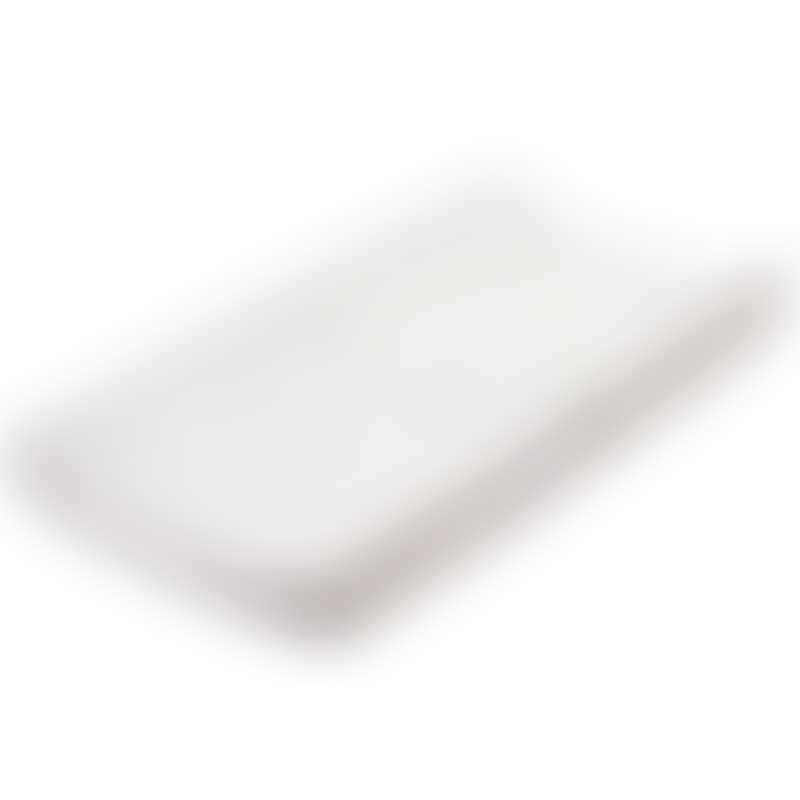Summer Infant Ultra Plush Changing Pad Cover - White (COVER ONLY)
