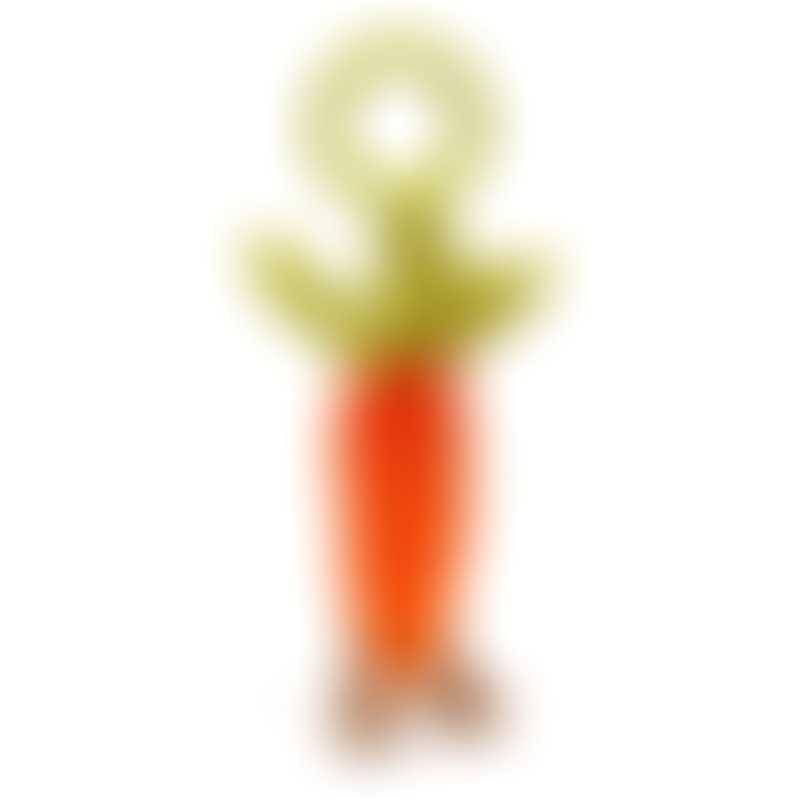 Jellycat Vivacious Vegetable Carrot Jitter 15cm