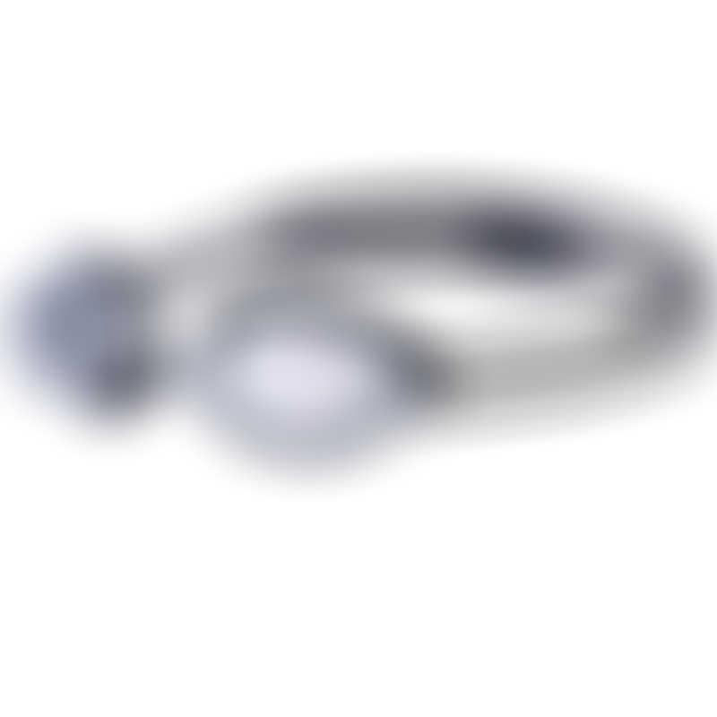 Vorgee Competition - Missile Clear Lens - Black (Adult)