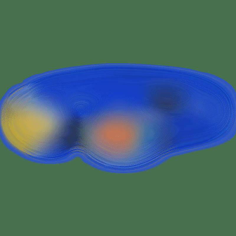 Vorgee Missile ™ Rainbow Mirrored Lens