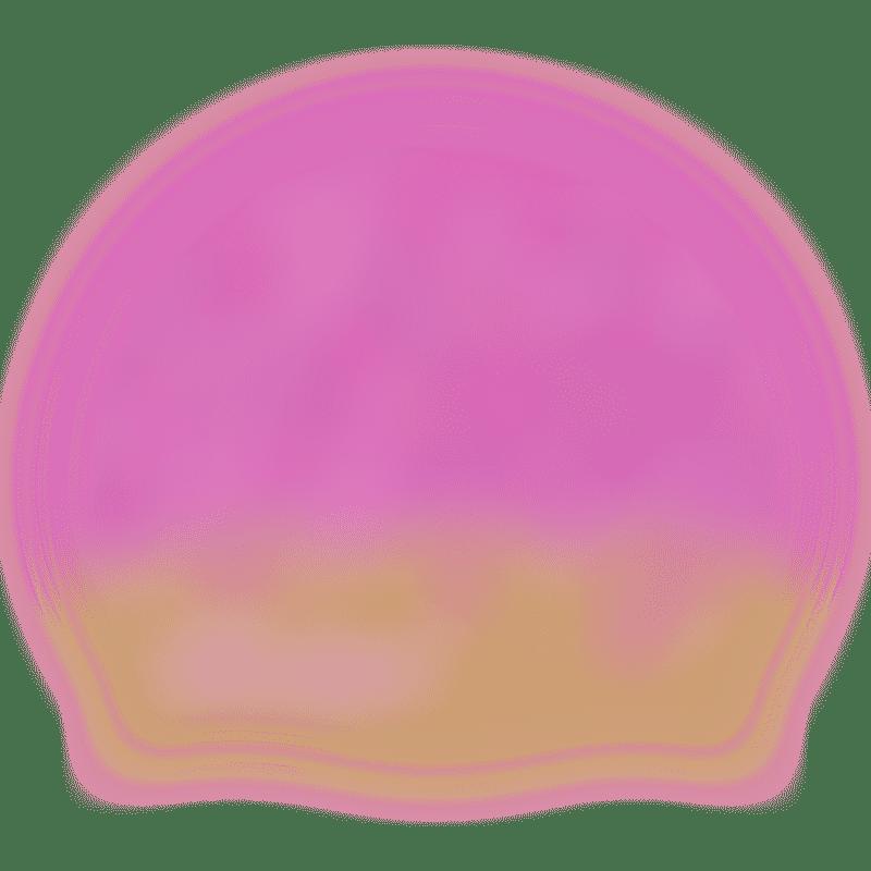 Vorgee Printed Silicon Swim Cap - Miss Glamour - Cupcake