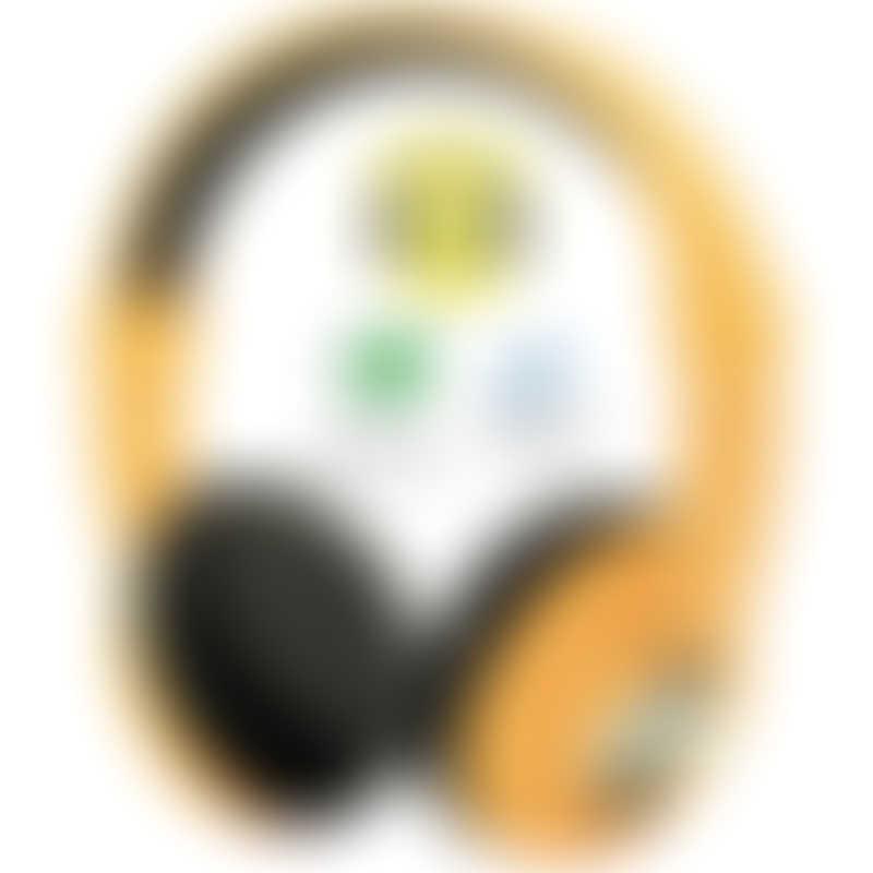 BuddyPhones WAVE - Yellow Bee