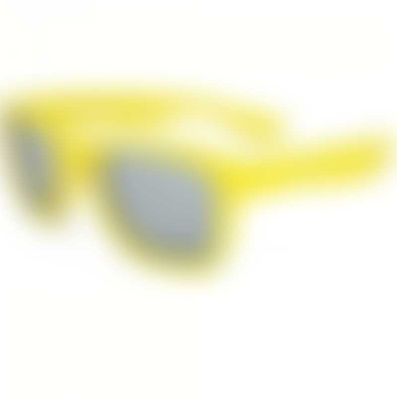 KOOLSUN Wave Kids Sunglasses - Empire Yellow (1-3 yrs)