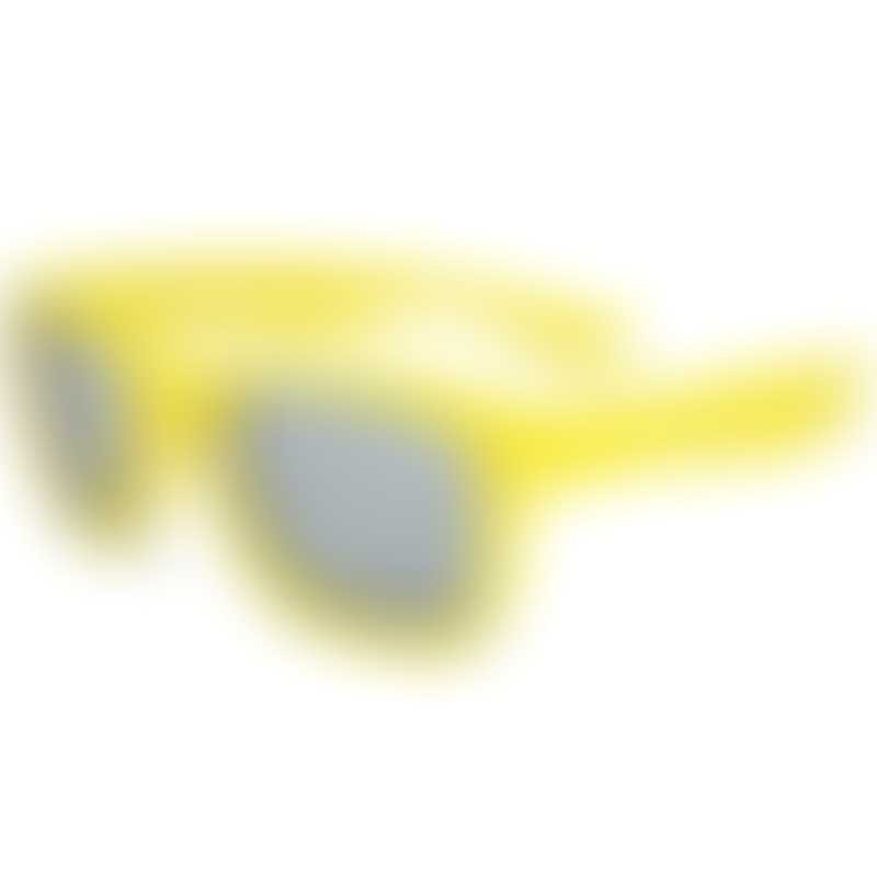 KOOLSUN Wave Kids Sunglasses - Empire Yellow (3-6 yrs)