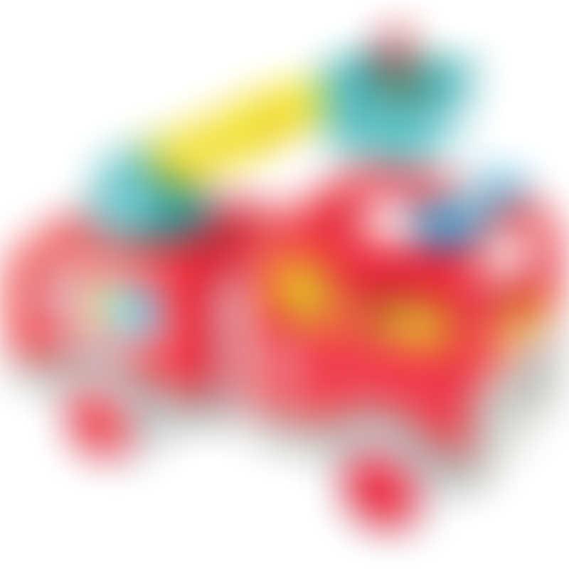 ELC Whizz World Fire Engine