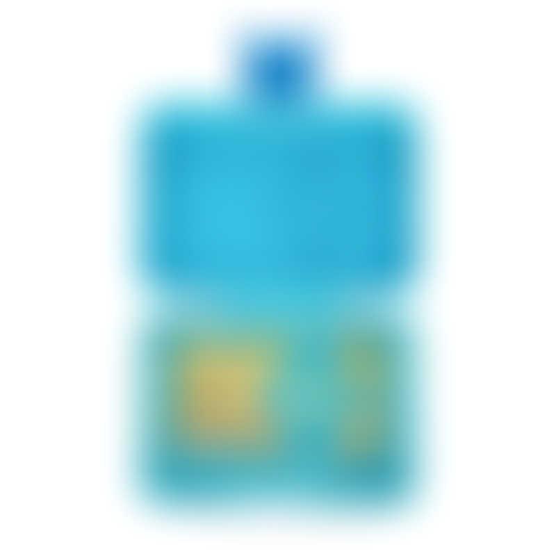 Yumbox MiniSnack - 3 Compartment - Blue Fish