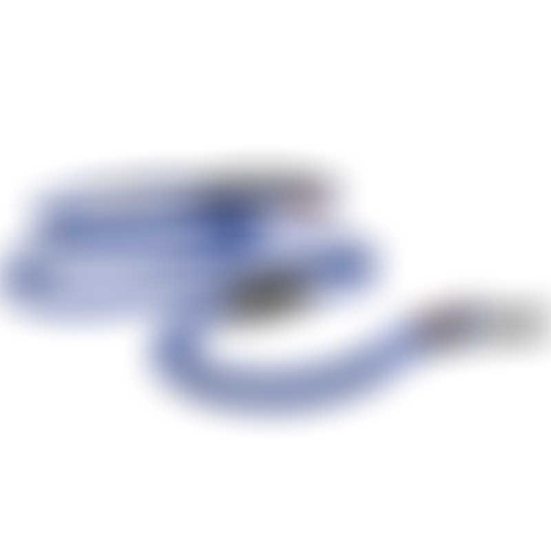 EzyDog Zero Shock LITE Leash - Blue 48