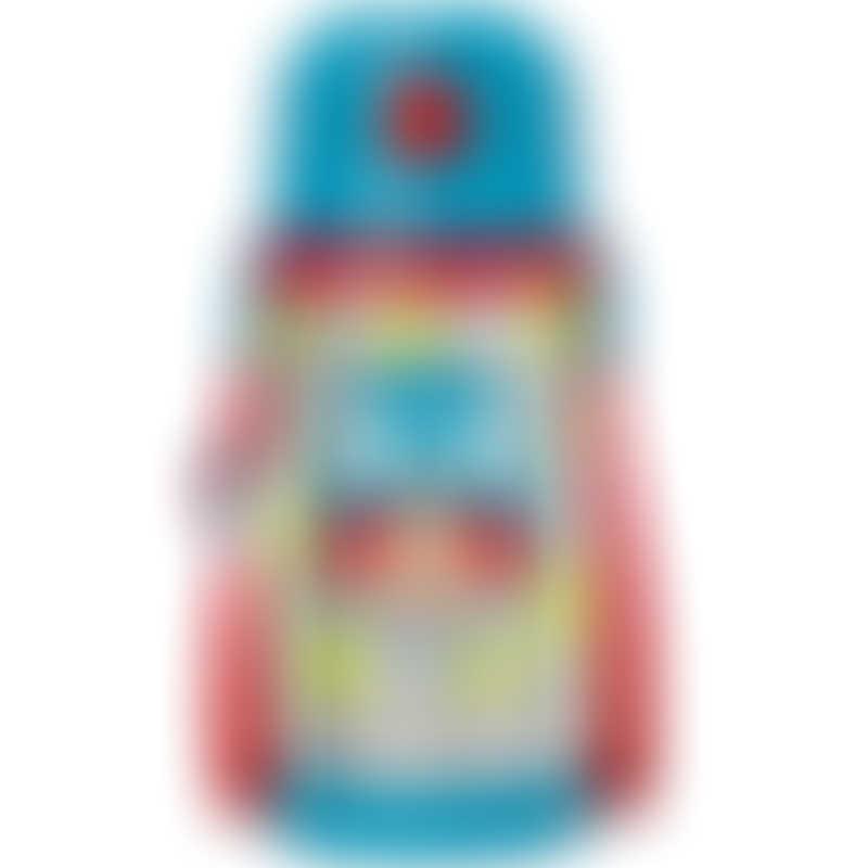 Skip Hop Zoo Insulated Straw Bottle - Owl