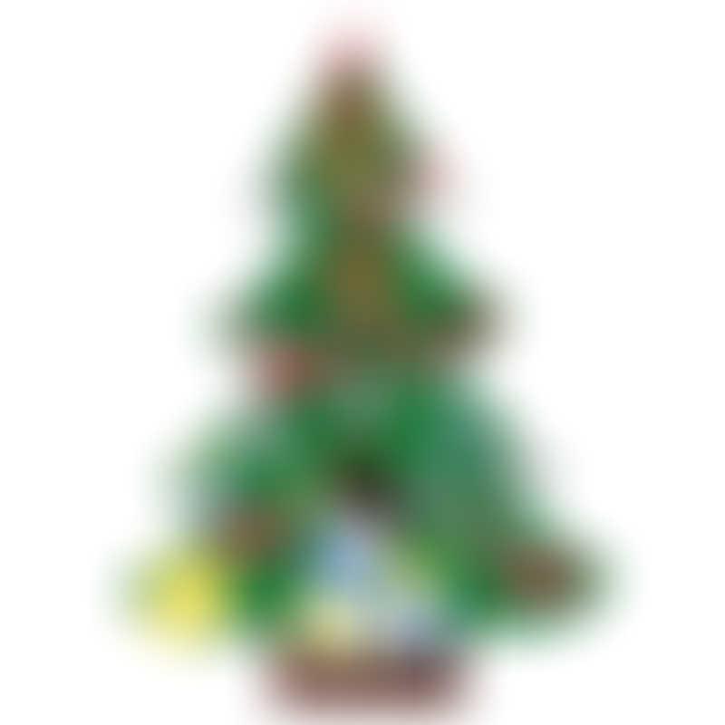 Baby Central Felt Christmas Tree