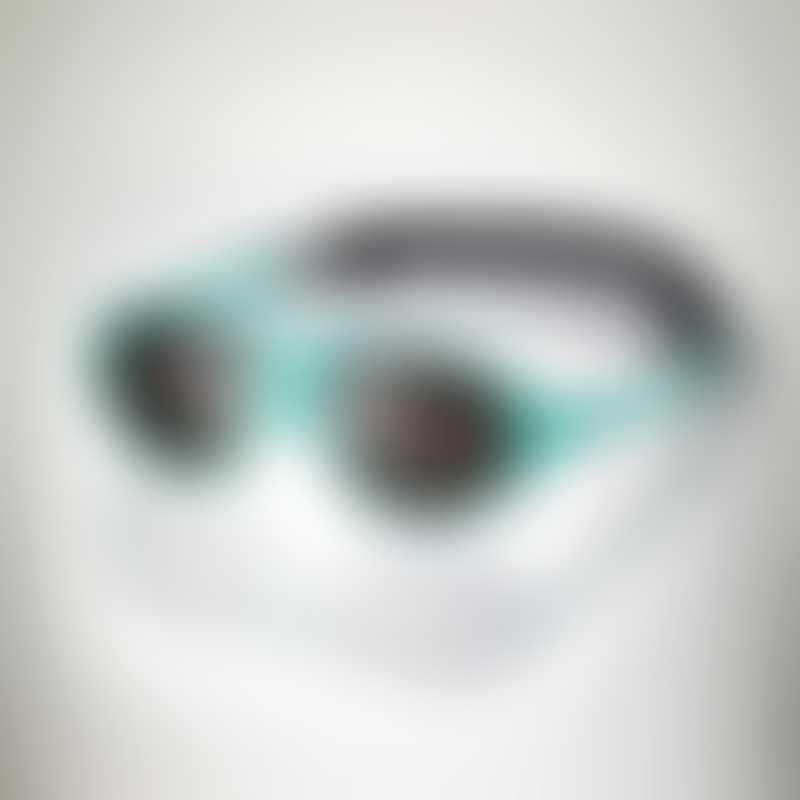 KI ET LA Baby Sunglasses Jokala 2-4 yr - Emerald Green