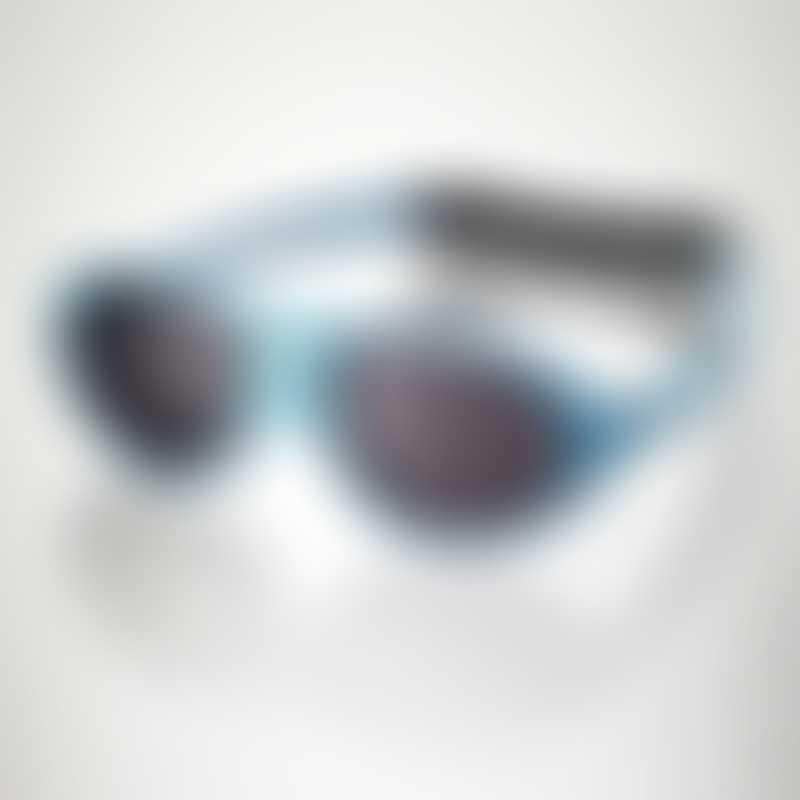 KI ET LA Baby Sunglasses Jokala 2-4 yr - Peacock Blue